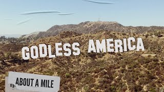 About A Mile - Godless America