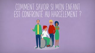Détecter le harcèlement