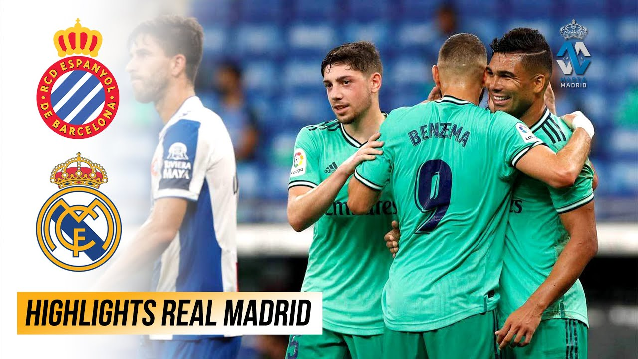 6 Pertandingan Menuju Juara LaLiga Musim Ini   Rekor Zidane & Sergio Ramos Usai Menghadapi Espanyol
