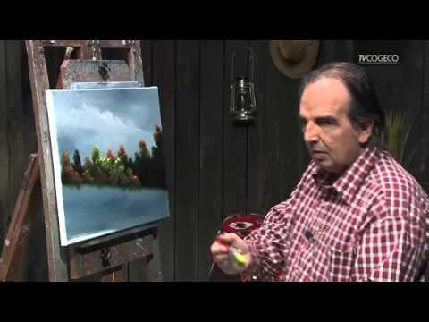 Technique de peinture m lange des couleurs youtube - Melange de peinture ...