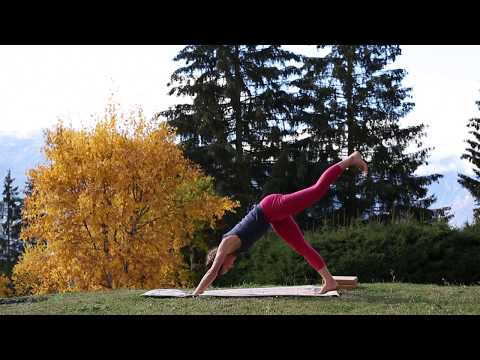 45 minute Yoga for Snowboarding and Skiing and General Well Being 2!