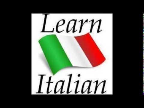 ★ LEARN ITALIAN IN FEW STEPS ★ (part 2)