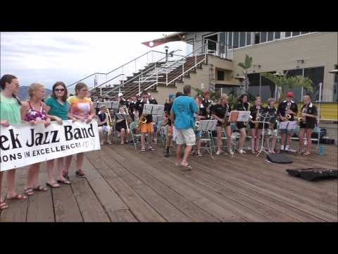 MJH JazzBand SantaMonica Treasure 20150609