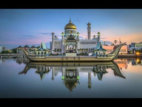 🇧🇳Exploring Brunei - Brunei history and culture - Official religion of Brunei - Brunei arts