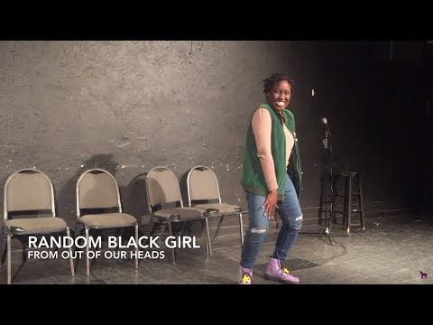 Random Black Girl || Cover