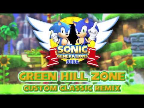 Green Hill Classic (Custom) - Sonic Generations Remix