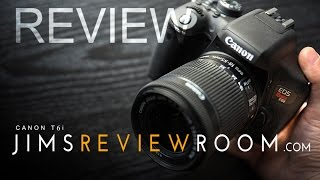 Canon T6i 750D Review and Samples