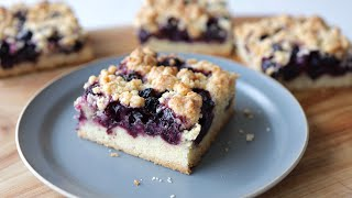 Easy and Delicious Blueberry C…
