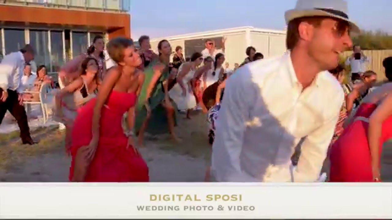 Preferenza Balletto a Sorpresa per gli Sposi - Costa dei Barbari - YouTube KG14