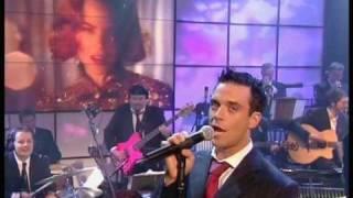 Robbie Williams & Nicole Kidman - Somethin' Stupid [totp2]
