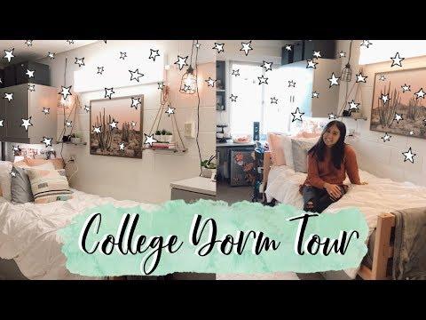 College Dorm Tour//Seattle Pacific University