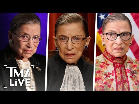Ruth Bader Ginsburg Released From Hospital After Fall | TMZ Live