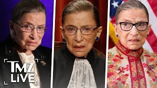 Ruth Bader Ginsburg Released From Hospital After Fall   TMZ Live