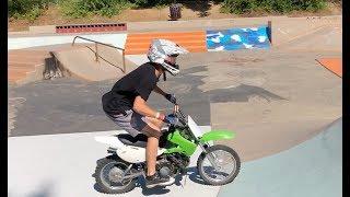 buttery-vlogs-ep28-dirt-bikes-in-skatepark