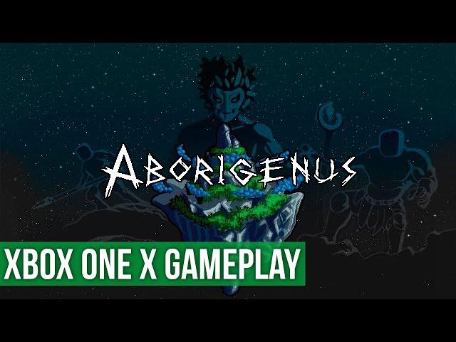 Aborigenus Gameplay - (Xbox One X) HD