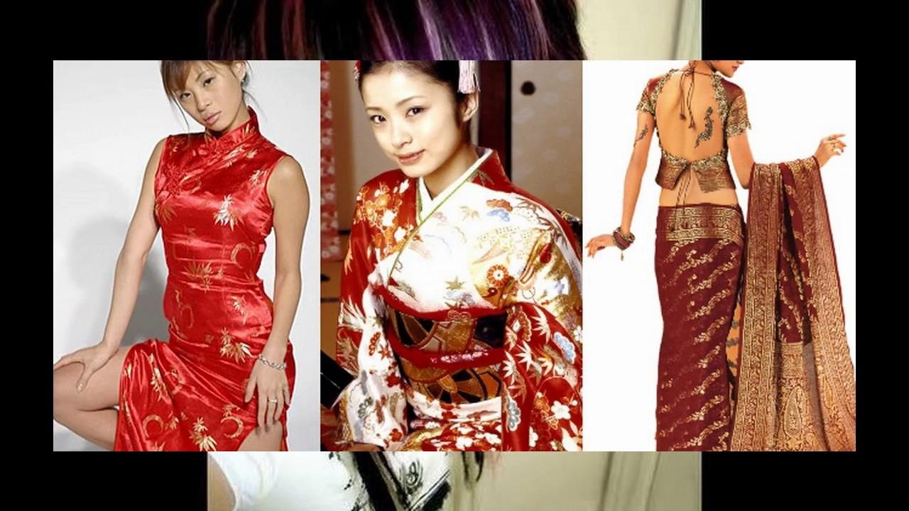 Peinados Japoneses Para Mujer Youtube