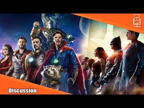 Hollywood vs Comic Book Films
