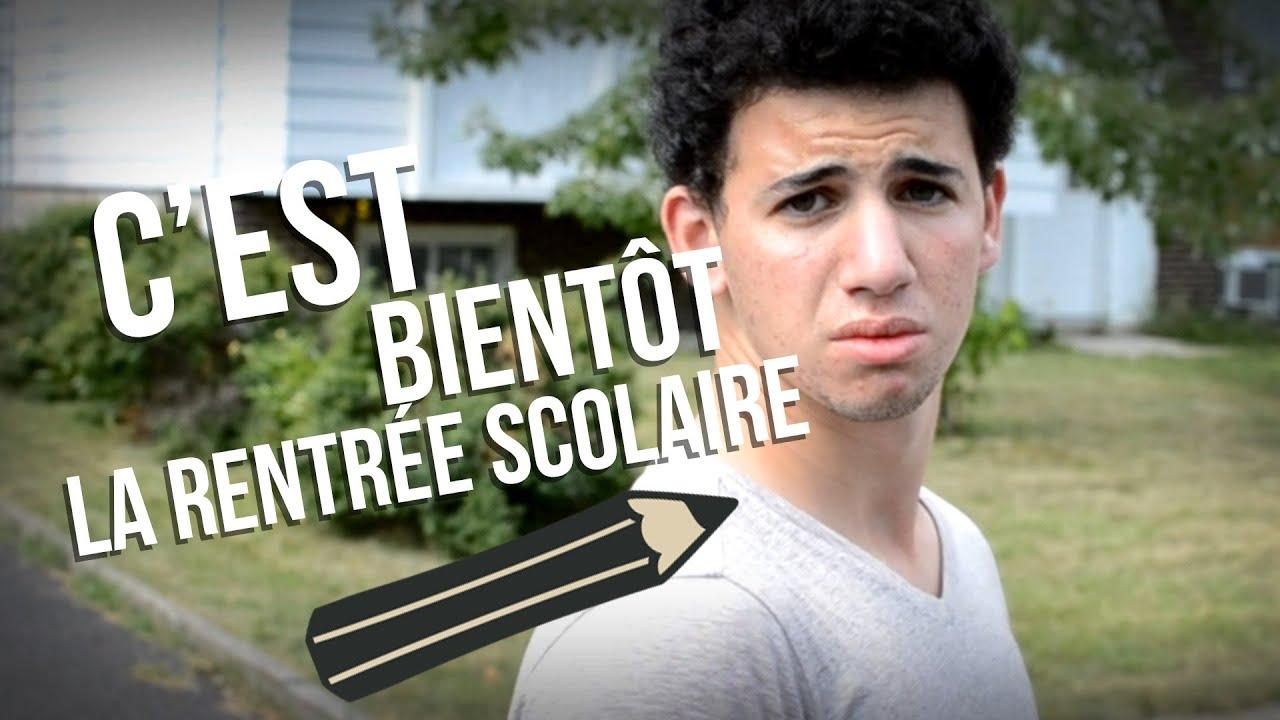 C Est Bientot La Rentree Scolaire Videoclip Officiel Youtube