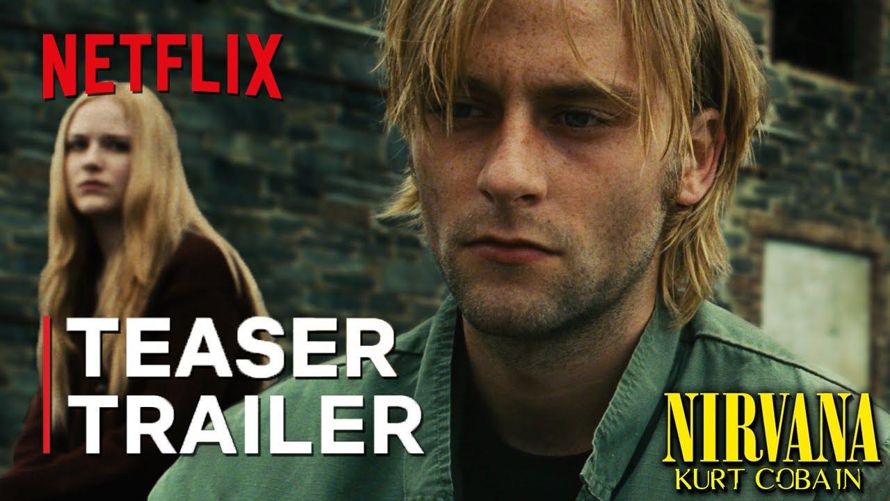 NIRVANA: KURT COBAIN | Netflix Series | Teaser Trailer | TeaserPRO's Concept Version | Joe Anderson