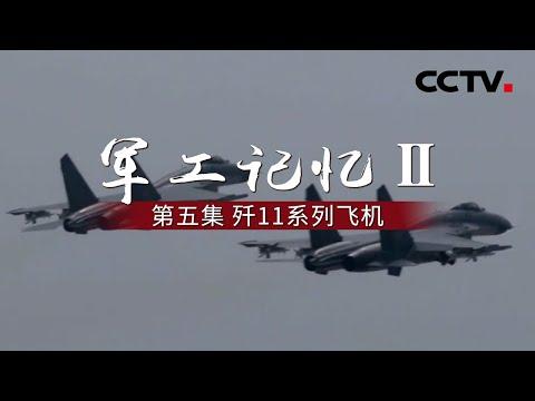 《军工记忆Ⅱ》第五集 歼11系列飞机 |