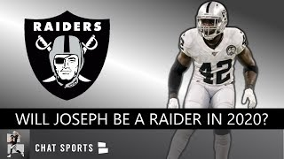Raiders Rumors: Karl Joseph 2020, Lamarcus Joyner Injury, D.J. Swearinger & Dion Jordan Signings
