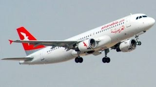 Air Arabia Take Off At Sharjah International Airport (U.A.E)