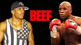 Nelly Disses Floyd Mayweather + Teyana Taylor Crossed On The Court! - ADD Presents: The Drop