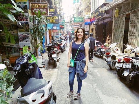 Vietnam- Exploring Hanoi (Old Quarter)