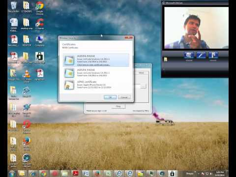 3 (Digital Certificate) How to Check for Digital Certificate in system (Class 2)