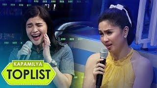 Kapamilya Toplist: 20 funniest 'birit showdown' of Anne and Mariel in Its Showtime