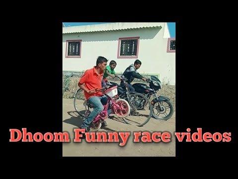 Dhoom 4  Race 2019 | Funny Tik Tok Videos | Mojar Public