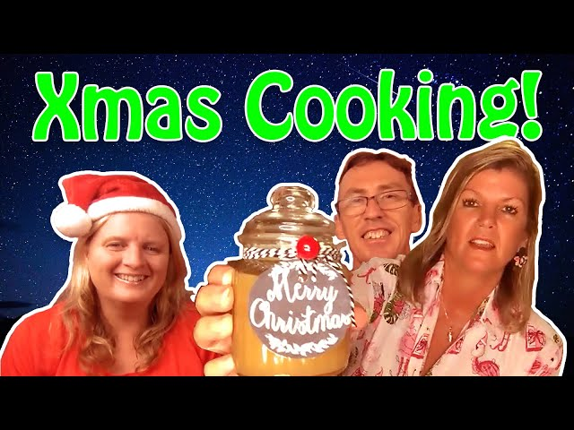 Let's Talk About Christmas Cooking with Dorothea Lloyd