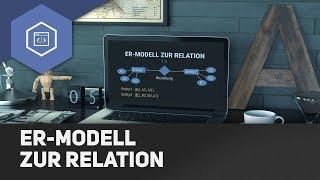 Vom ER-Modell zur Relation - TEIL 2 - ABITUR 2018 ● Gehe auf SIMPLECLUB.DE/GO & werde #EinserSchüler