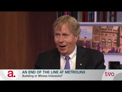 An End of the Line at Metrolinx