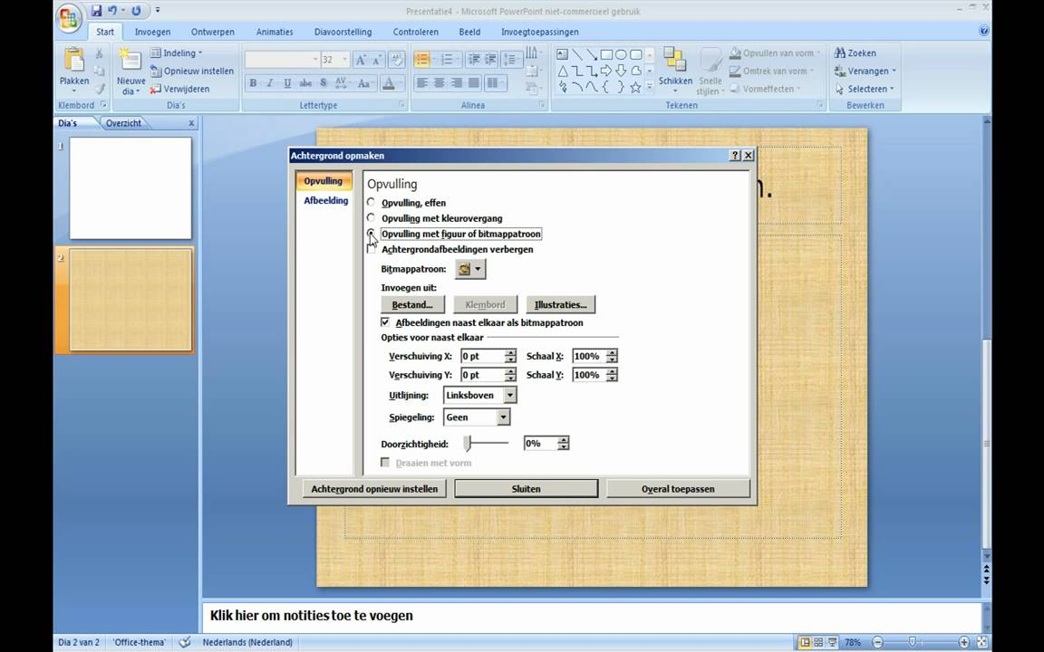 how to add bibliography in powerpoint 2007