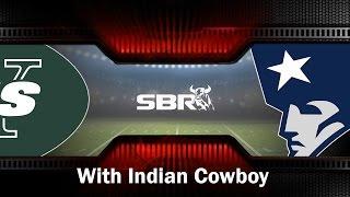 NFL Week 7 Thursday Night Football: New York Jets vs New England Patriots w/ Indian Cowboy, Loshak
