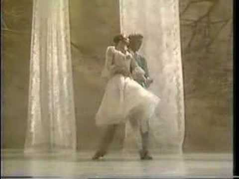 "Makarova and Dowell ""A Month in the Country"" Pas de Deux"