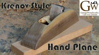 Build A Krenov Style Hand Plane