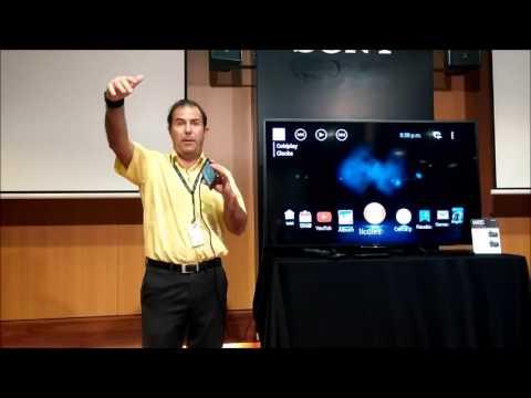 Sony MHL, convierte la pantalla del TV en la pantalla de tu móvil