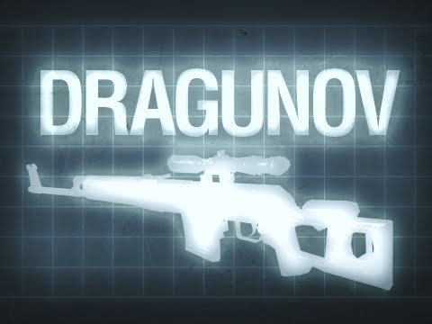 Dragunov - Black Ops Multiplayer Weapon Guide