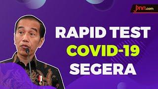 Jokowi Instruksikan Tes Cepat Dilakukan untuk Deteksi Dini Covid-19 - JPNN.com