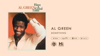 Al Green - Something (Official Audio)