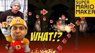 PLAYING YOUR HARD ASS LEVELS!! [SUPER MARIO MAKER] [#04]