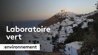 Astypalea, l'île grecque laboratoire d'une transition verte en Europe