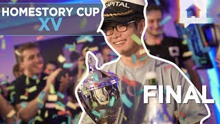 HomeStory Cup XV Highlights | Day 4 | StarCraft 2 | TaKeTV
