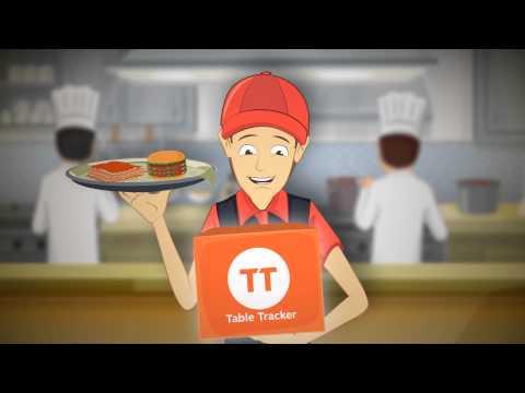 TableTracker: Deliver Food Faster