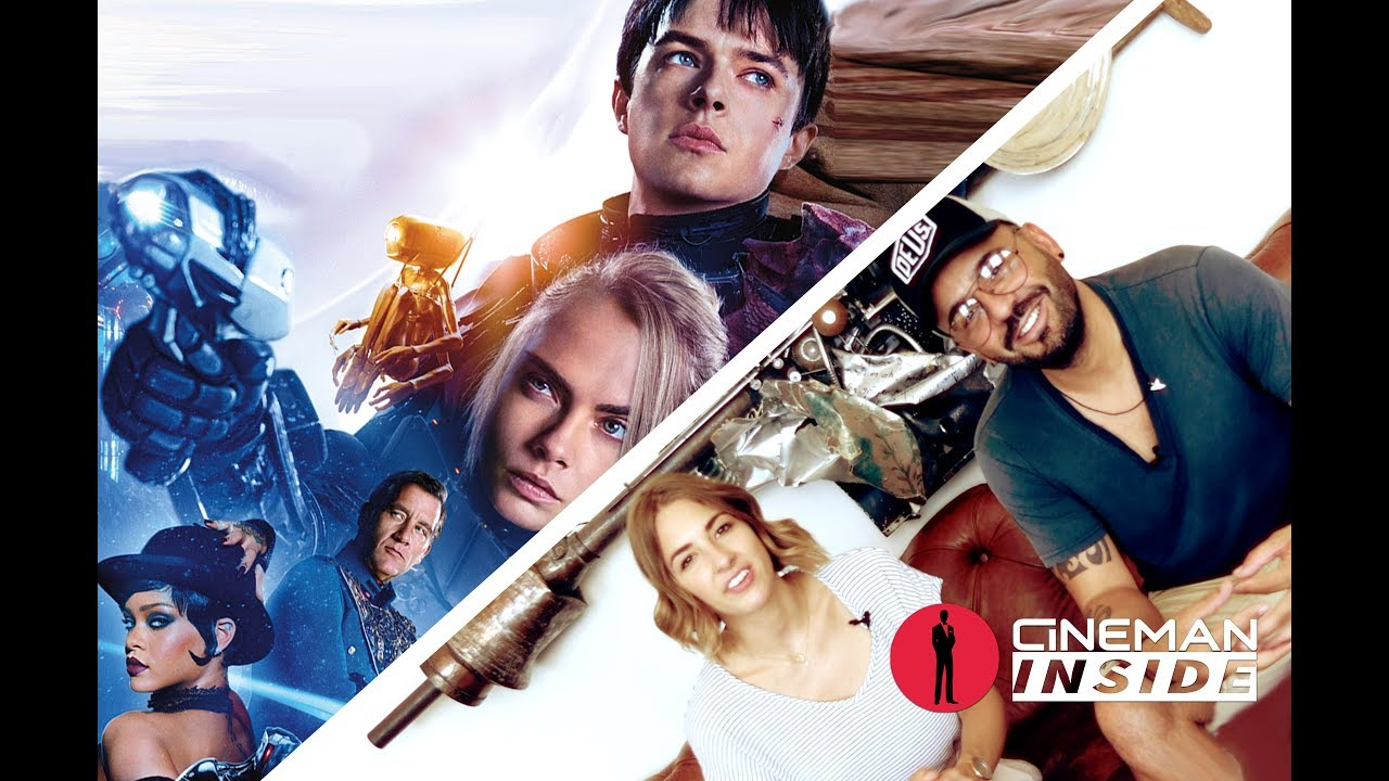 Download Valerian - CINEMAN INSIDE - Review / Kritik (HD)