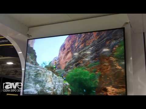 CEDIA 2015: Nexus21 Introduces the New CL-65 Ceiling Flip-Down TV Lift