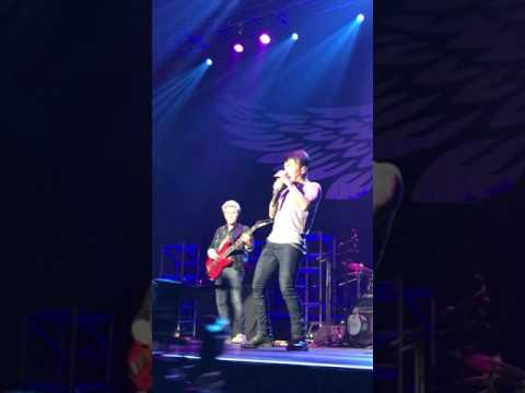 Journey/ Arnel Pineda In Honolulu Feb 23, 2017- After All These Years