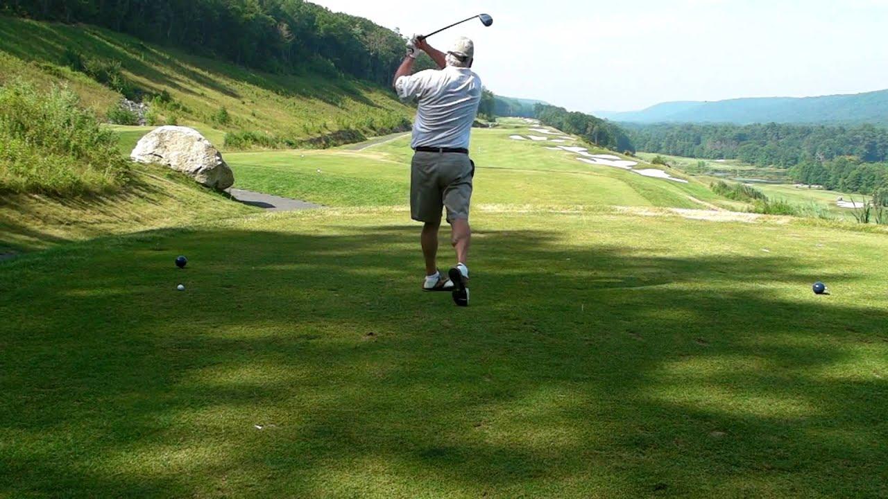 Golfing at Berkshire Valley G.C. Mike Weiks Joe Gladish ...